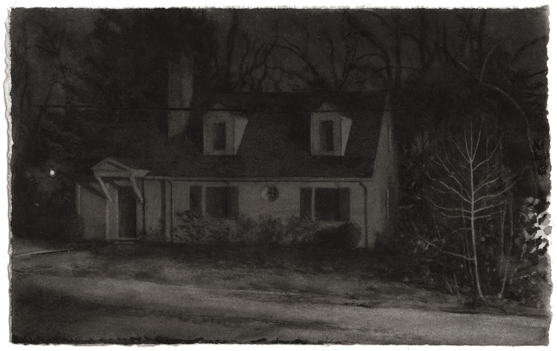 House in Black image