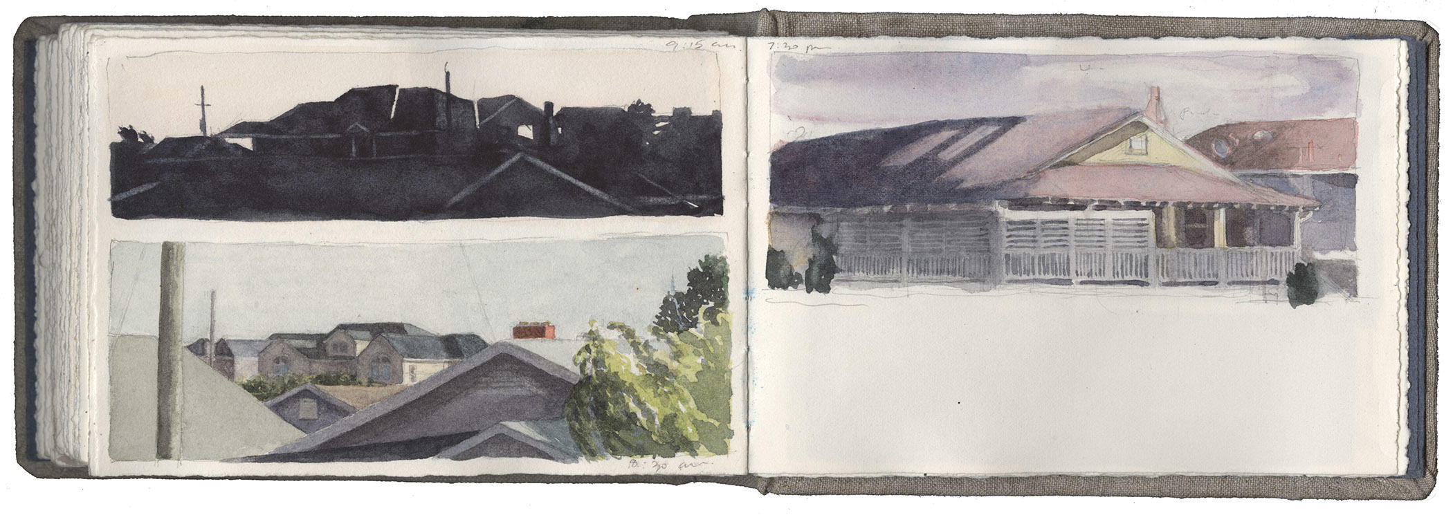 Studies of Beach Houses image