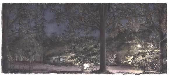 Self-Portrait with Night VI image