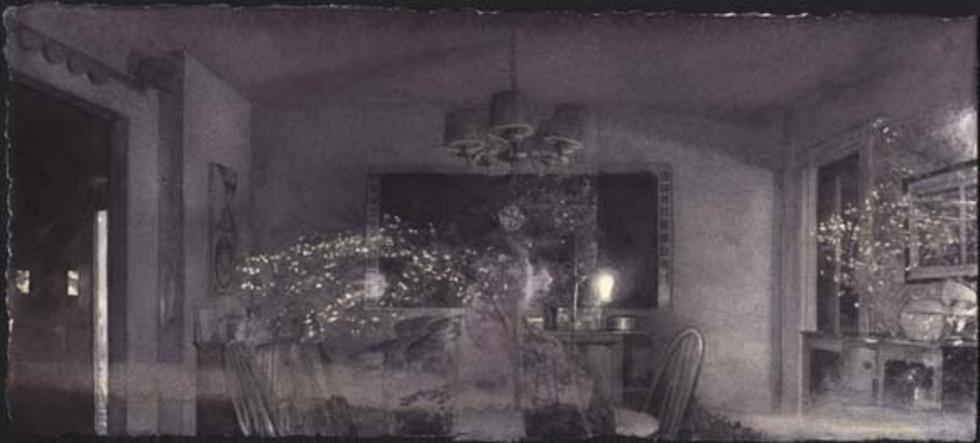 Self-Portrait with Night VIII image