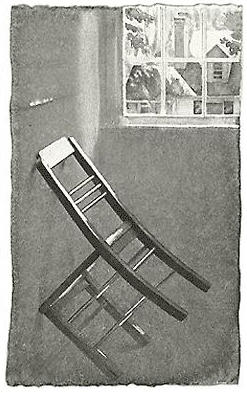 Tilted Chair image