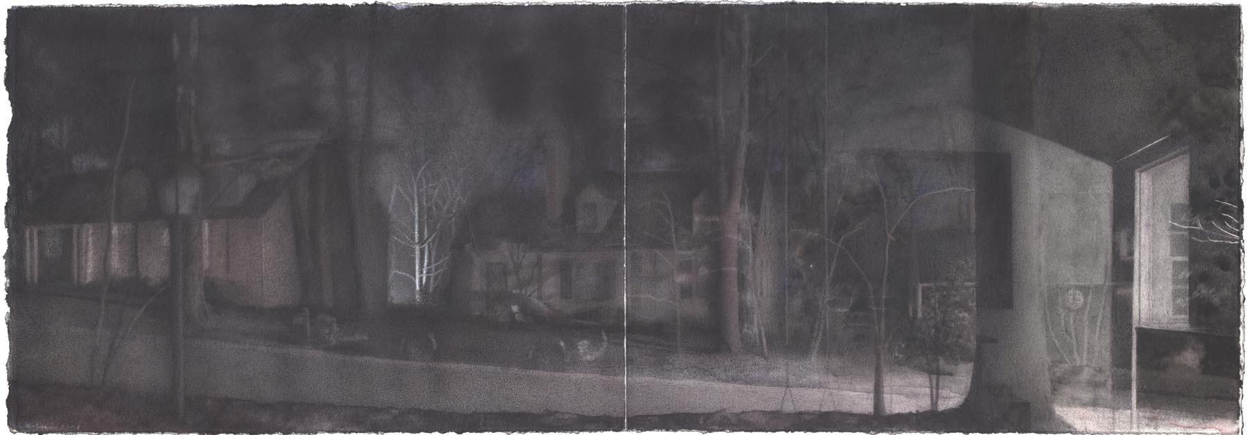 Folded Night image