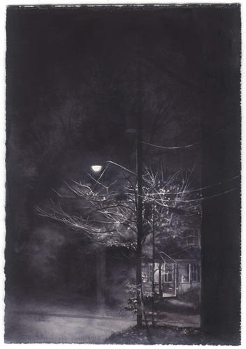 Streetlight and Porchlight image