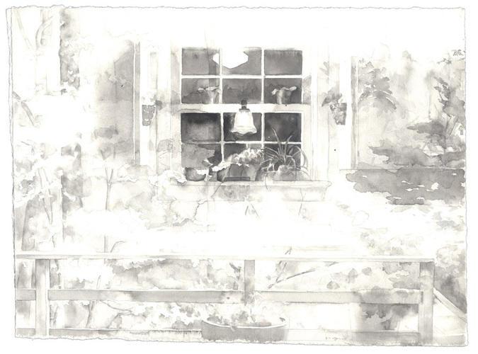 Kitchen Window: 21 April 1985 image