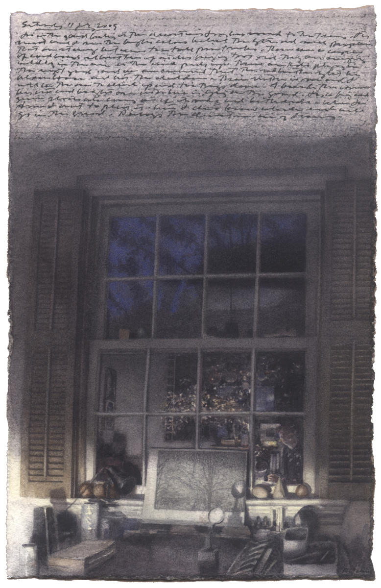 Self-Portrait with Twilight image