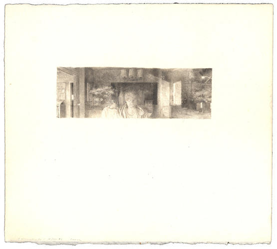 Study for Interior/Exterior: December-January image