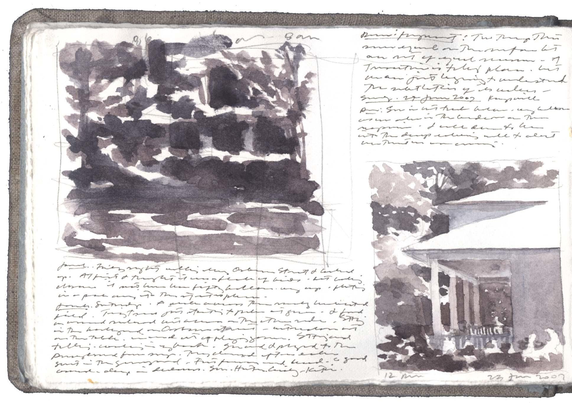 Studies of Two Houses image