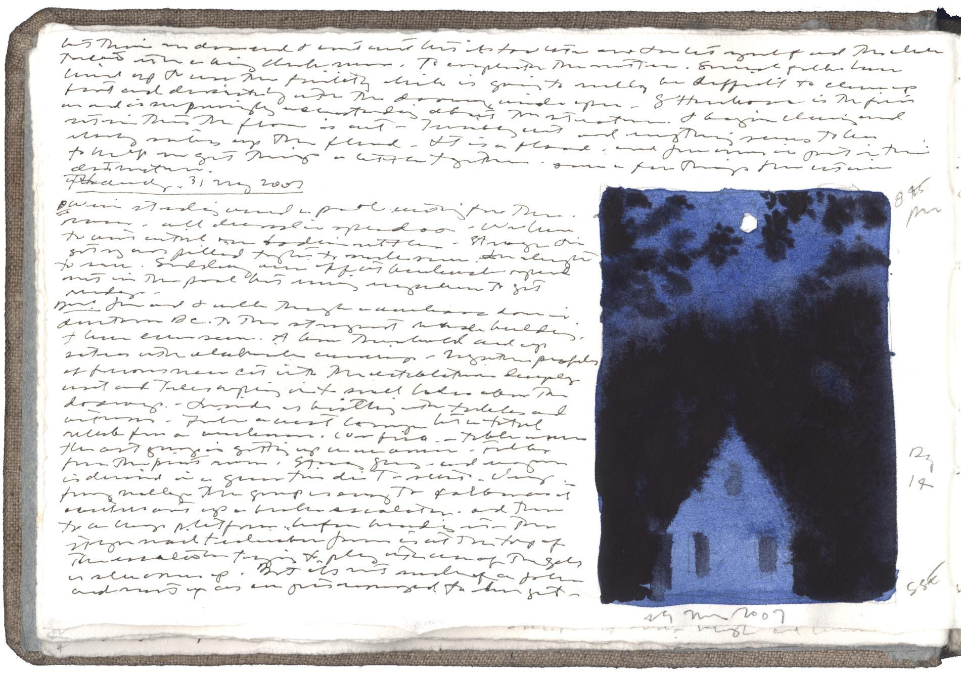 Study of Moon and House image