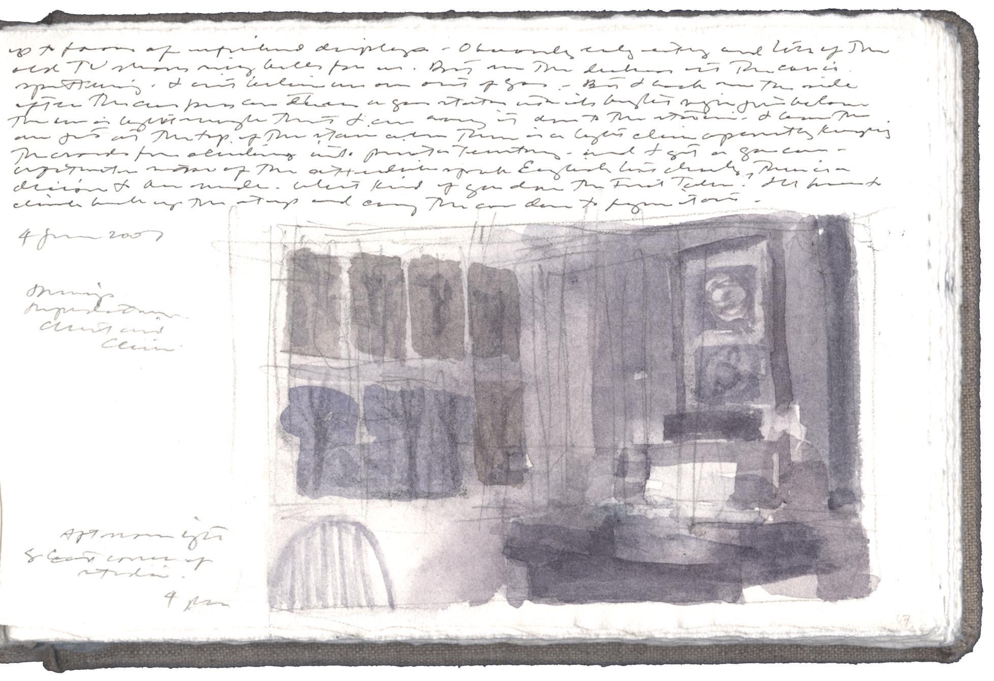 Study of Studio Corner image