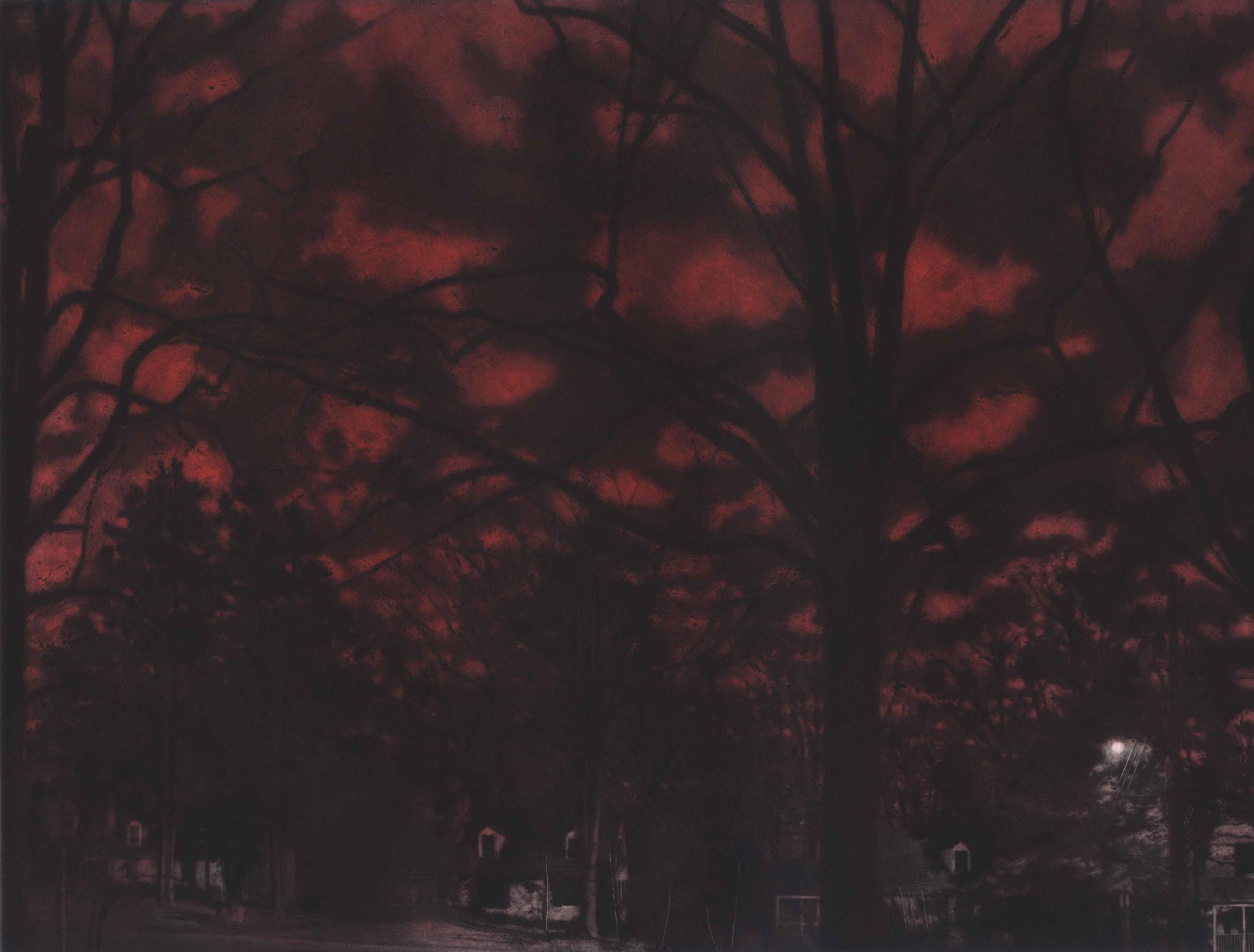 Night II image