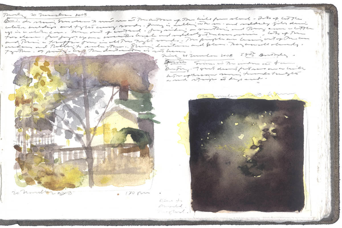 Two Studies: Day and Night image