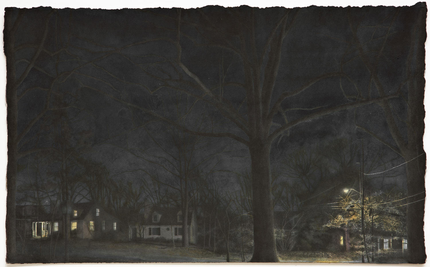 Winter Night image